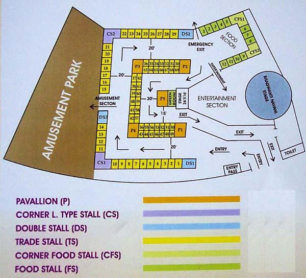 Sindhunagar Com Rotary Fate 2007 List Of Stalls