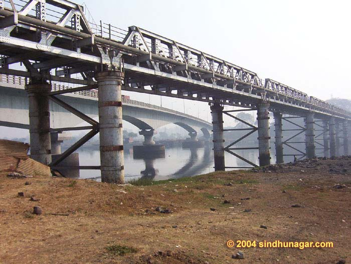 Kalyan Reti Bandar Bridge