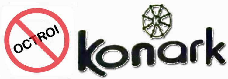 No Octroi Konark Infrastructure