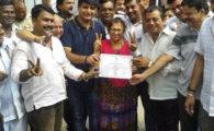 Smt. Jyoti Papu Kalani, Won elections from Ulhasnagar